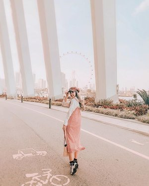 Singapore, i miss you ❤️ @visit_singapore . . . . . #VisitSingapore #wheninsingapore #passiobmadepossible #YunitaPassionMadePossible #travel #clozette #clozetteid #singaporetourismboard #singapore