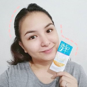 This newest beauty drink from Belo is really delicious and taste like a real melon milkshake. I loveeee how this drink makes my skin glowing everyday most specially waking up in the morning I am drinking this every night and I am really loving the result. Taking a collagen drink like this will benefit our health most specially our skin because collagen has the ability to promote a glowing skin and can provide elasticity to the skin helping it more younger and virbrant looking. That is why I am taking this #BeloCollagenMelon as my daily vitamin for a better and healthier skin inside out. #BeloNutra #SampleRoomPH #clozette #skincare