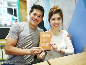 When knowledge is power. Thank you Dennis Toh for gifting me with your inspiring book