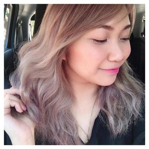 How to make those nasty tones of yellow from bleaching disappear? Brass no more. Link in bio! ✨  #Clozette #igdaily #vscocam #vsco #vscoph #instadaily #instagram #blog #blogph #love #Travel #love #hair #bleachedhair #bleachph #hairph #brass #gray #blonde