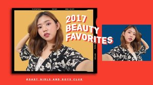 2017 Beauty Favorites - Makeup - YouTube
