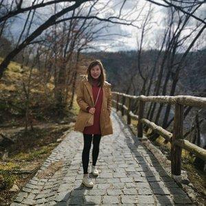 Hi from Plitvice 👋🏻🇭🇷 | 📸: @jessicachuax 💕 • #hhootd  #clozette