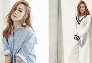 Jessica Jung Spotted at Marie Claire June Issue