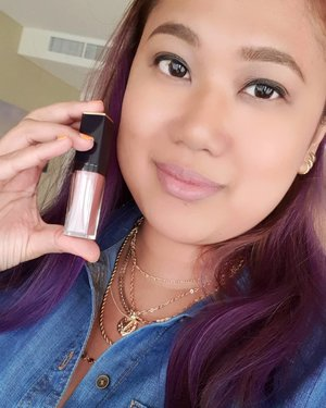 The only lip colour I wore for a whole month when I travelled. Check this baby out with my other #TravelFavs in my latest YouTube video ❤ Clickable link on my profile 💋 @esteelauder Pure Envy in Burnt Raisin 💋 . . .  #beauty #beautysg #makeup #makeupsg #clozette #instabeauty #instamakeup #singapore #igsg #sephorasg #sephora #beautylover #makeupporn #beautyvlogger #sgblogger #sgvlogger #pureenvy #burntraisin #liquidlipstick