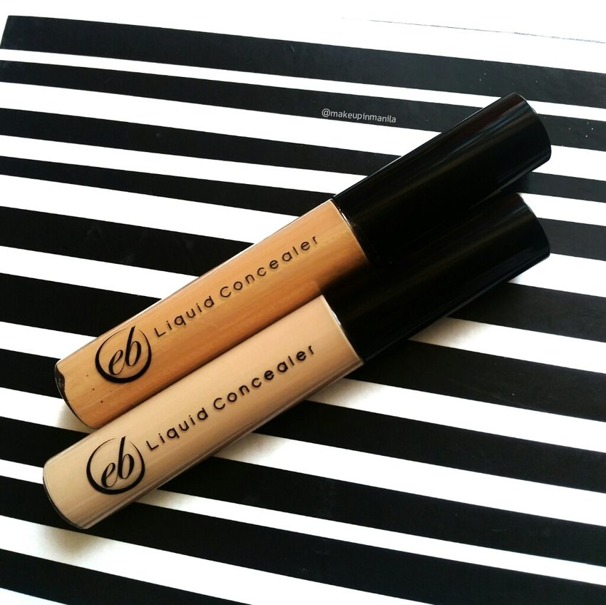 The new Ever Bilena liquid concealers are now up on the blog! :)  Link: http://themakeupinmanila.blogspot.com/2016/05/ever-bilena-liquid-concealer.html