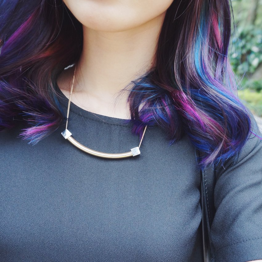 Current hair colour. So in love! 😍