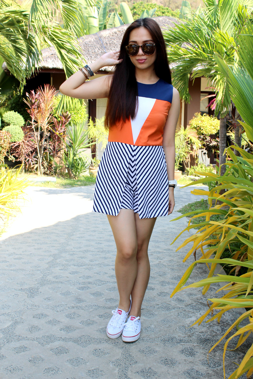 Read all about this Plains and Prints Romper on the blog at itspatriciaandrada.tumblr.com