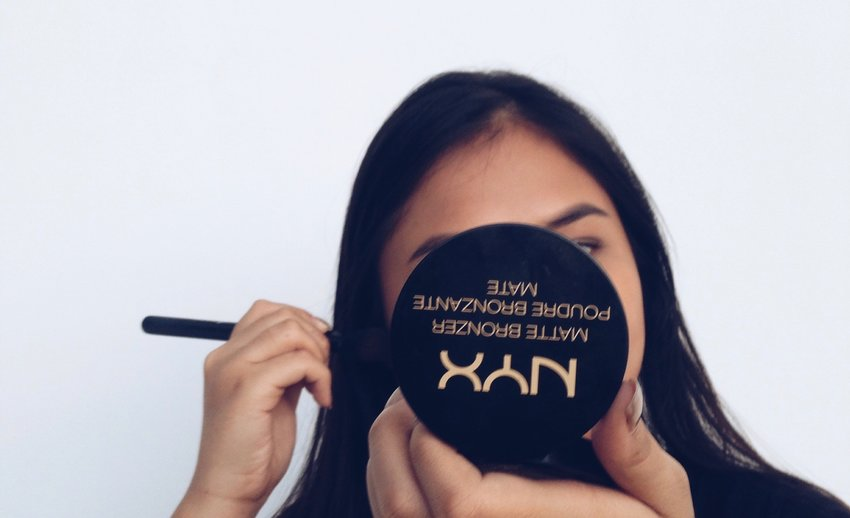 Holy grail matte bronzer from NYX!