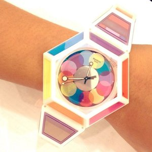 I want Swatch Prism