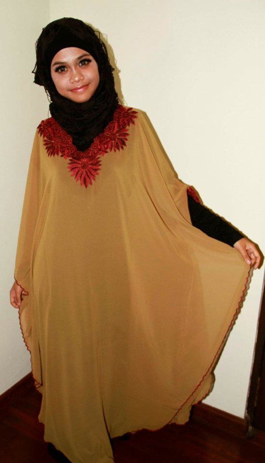 Material : Lace Size : Free Size ( s - xL )